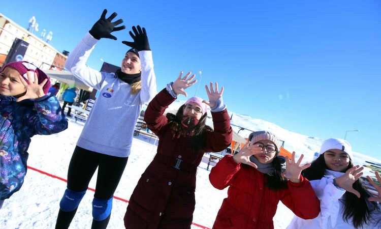 2019 Snow Volleyball CEV European Tour 2019 Erciyes Turkey